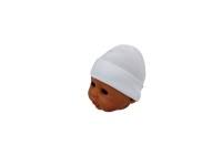 czapka smerf biała