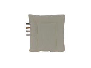 poduszka bawełna krem tył