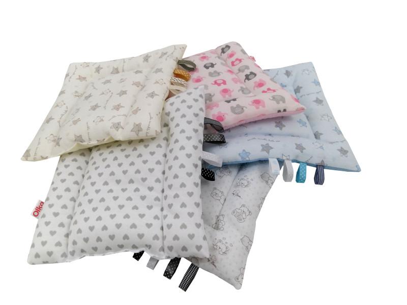 poduszki bawełna mix