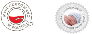 logo + najwyższa jakość